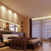 欧式风格大户型卧室设计装修效果图