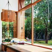 简约自然飘窗设计