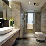 小户型精美的欧式卫生间装修效果图