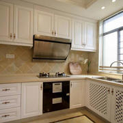 2016欧式厨房室内设计装修效果图鉴赏