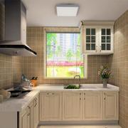 90平米欧式厨房室内装修效果图实例