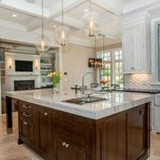 厨房吊灯装修效果图