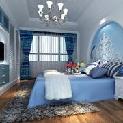 时尚温馨卧室效果图