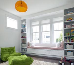 大户型欧式风格儿童房背景墙装修效果图鉴赏