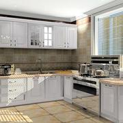 厨房墙柜设计