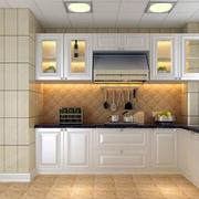 精致小厨房装修效果图