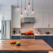 现代简约创意厨房装修