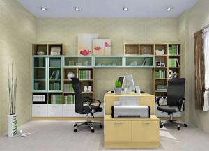 精美的小户型书房装修效果图实例