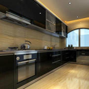 2016唯美欧式厨房室内设计装修效果图欣赏