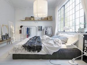 时尚创意北欧风格卧室装修效果图赏析