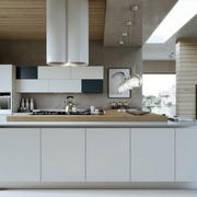 厨房简约厨房效果图