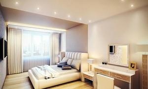 简欧风格大户型精致时尚卧室装修效果图