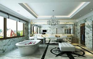 小户型欧式卫生间室内设计装修效果图实例
