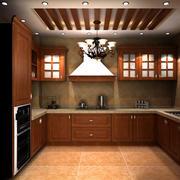 厨房精致厨房吊顶