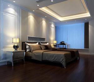 精致的大户型卧室设计装修效果图实例