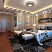 经典的别墅型欧式风格卧室装修效果图