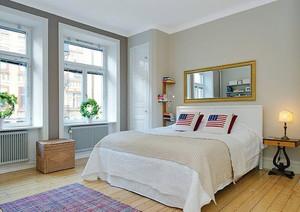 精致三居室欧式卧室装修效果图实例