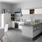 大户型精致欧式风格厨房装修效果图鉴赏