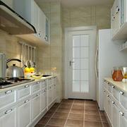 精致别墅欧式风格厨房装修效果图鉴赏