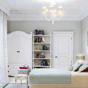 精致的欧式儿童房卧室装修效果图鉴赏
