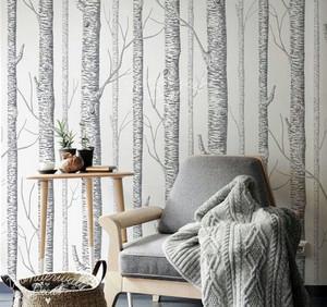 北欧风格独具特色客厅照片墙装修效果图