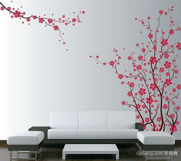 现代简约时尚创意照片墙装修效果图赏析