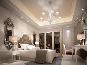 2016精美大户型欧式卧室室内设计装修效果图