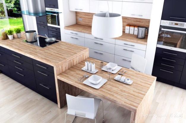 现代简约风格厨房装修效果图赏析