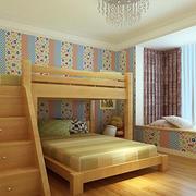 简约时尚儿童房装修效果图