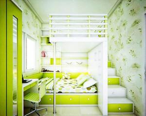 2016大户型儿童房室内设计装修效果图欣赏