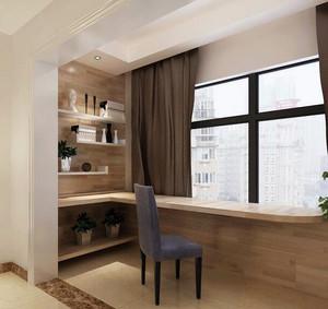 别墅现代简约阳台设计装修效果图鉴赏