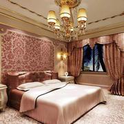 大户型欧式风格卧室装修效果图鉴赏