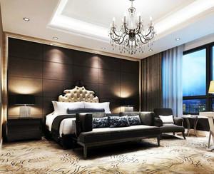 小户型欧式卧室设计装修效果图实例