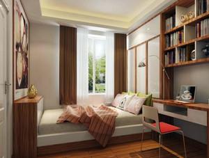2016日式大户型室内榻榻米设计装修效果图
