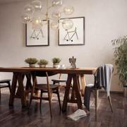 餐厅创意吊灯设计