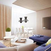 时尚创意小客厅装修