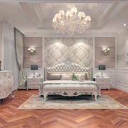 欧式精致卧室装修效果图
