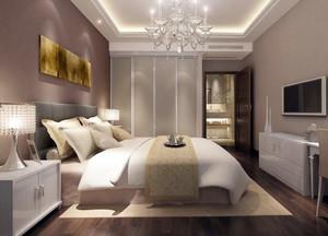 小户型精致欧式卧室设计装修效果图实例