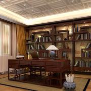 书房吊顶装修效果图