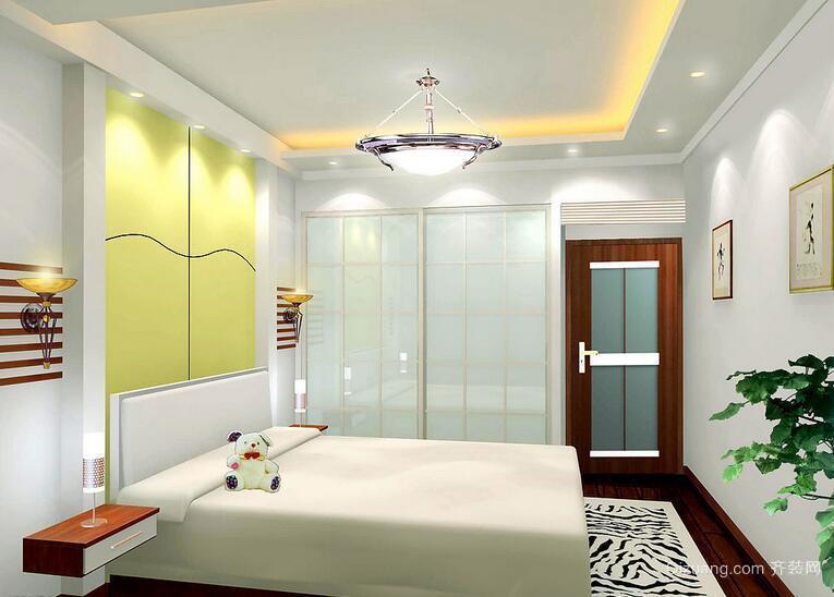 精美的大户型现代卧室装修效果图