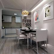 小户型欧式餐厅室内设计装修效果图鉴赏