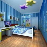大户型精致儿童房室内设计装修效果图