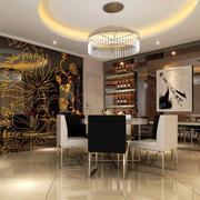 小户型欧式风格餐厅装修效果图鉴赏