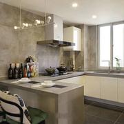 精致的欧式风格厨房室内设计装修效果图