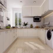 别墅型经典欧式厨房设计装修效果图