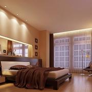 完美独特的大户型欧式卧室装修效果图