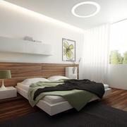 卧室创意吊灯装修
