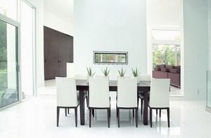 100平米现代简约风格精致餐厅装修效果图赏析