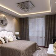 精致时尚卧室整体设计