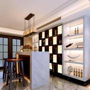 室内酒柜设计